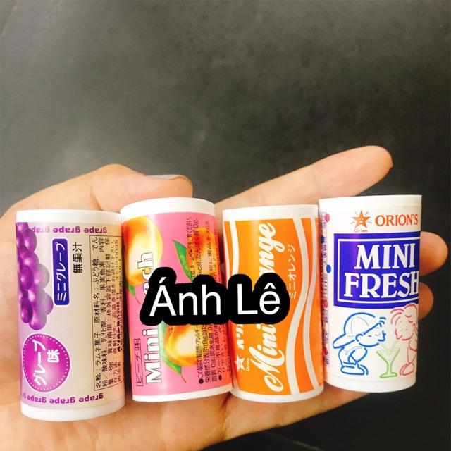 Kẹo vitaminC cho bé
