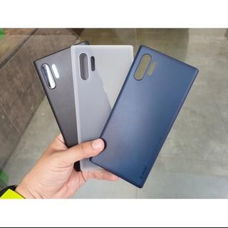 Ốp lưng siêu mỏng hãng memumi cho samsung Note 10 pro