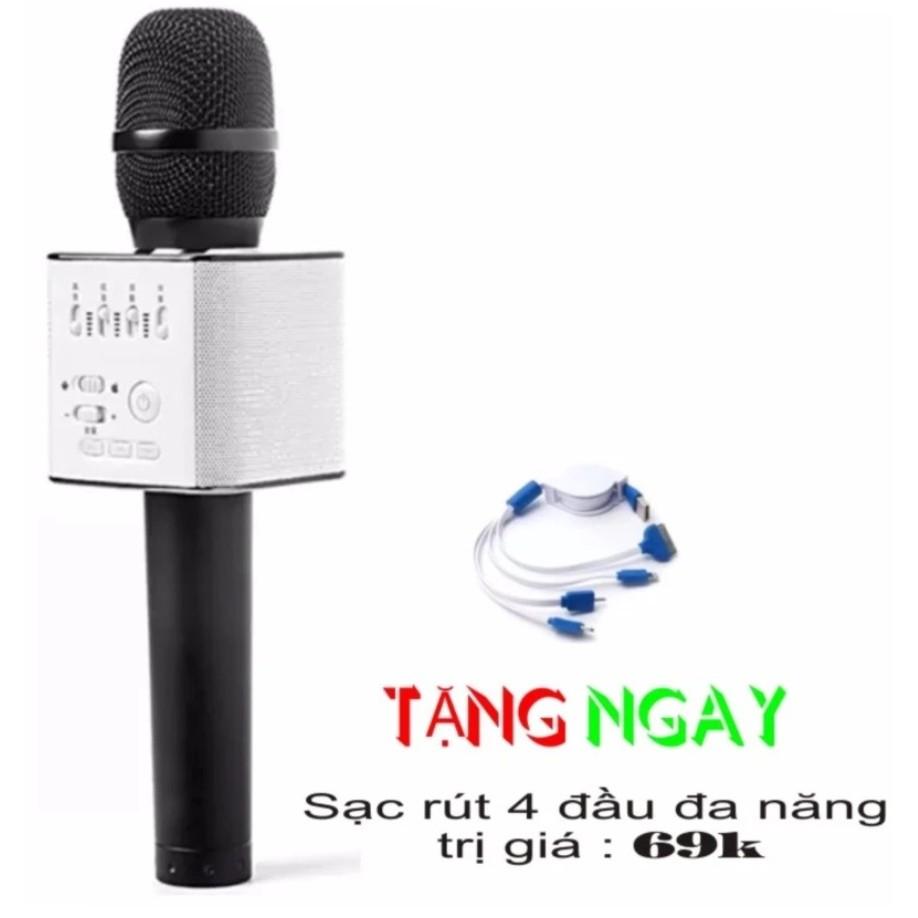 MIC hát Karaoke Q9 kèm loa Bluetoot - 10063117 , 200804442 , 322_200804442 , 245000 , MIC-hat-Karaoke-Q9-kem-loa-Bluetoot-322_200804442 , shopee.vn , MIC hát Karaoke Q9 kèm loa Bluetoot
