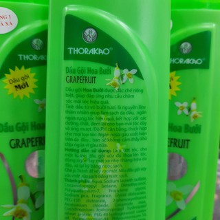Dầu gội hoa bưởi Thorakao 400ml