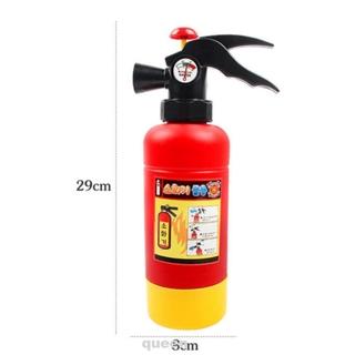 Outdoor Plastic Children Red Beach Durable Fireman Toy