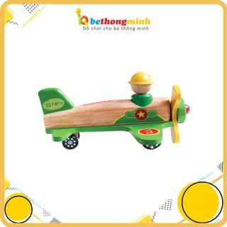Đồ chơi gỗ cho bé các loại máy bay hàng Winwintoys Việt Nam có ảnh thật