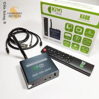 Bộ chuyển quang có Bluetooth KA08 - BH 12 tháng