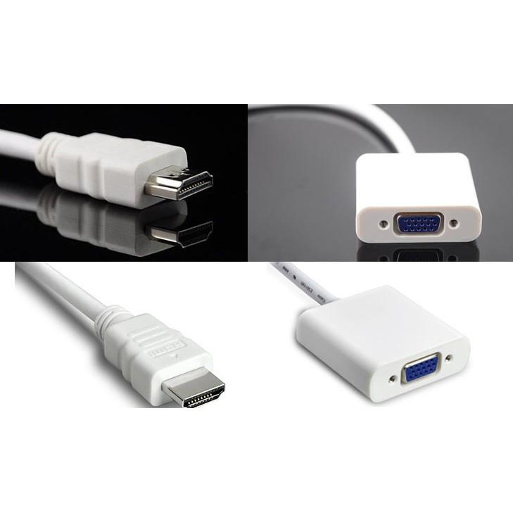 Cáp HDMI to VGA.CÁP CHUYỂN ĐỔI HDMI SANG VGA