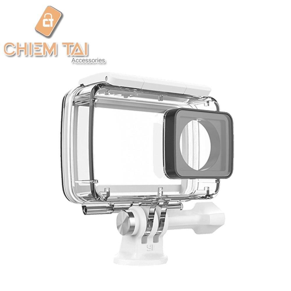 Bộ vỏ chống nước cho camera hành trình Xiaomi Yi 4K Action - 2932963 , 287130018 , 322_287130018 , 450000 , Bo-vo-chong-nuoc-cho-camera-hanh-trinh-Xiaomi-Yi-4K-Action-322_287130018 , shopee.vn , Bộ vỏ chống nước cho camera hành trình Xiaomi Yi 4K Action