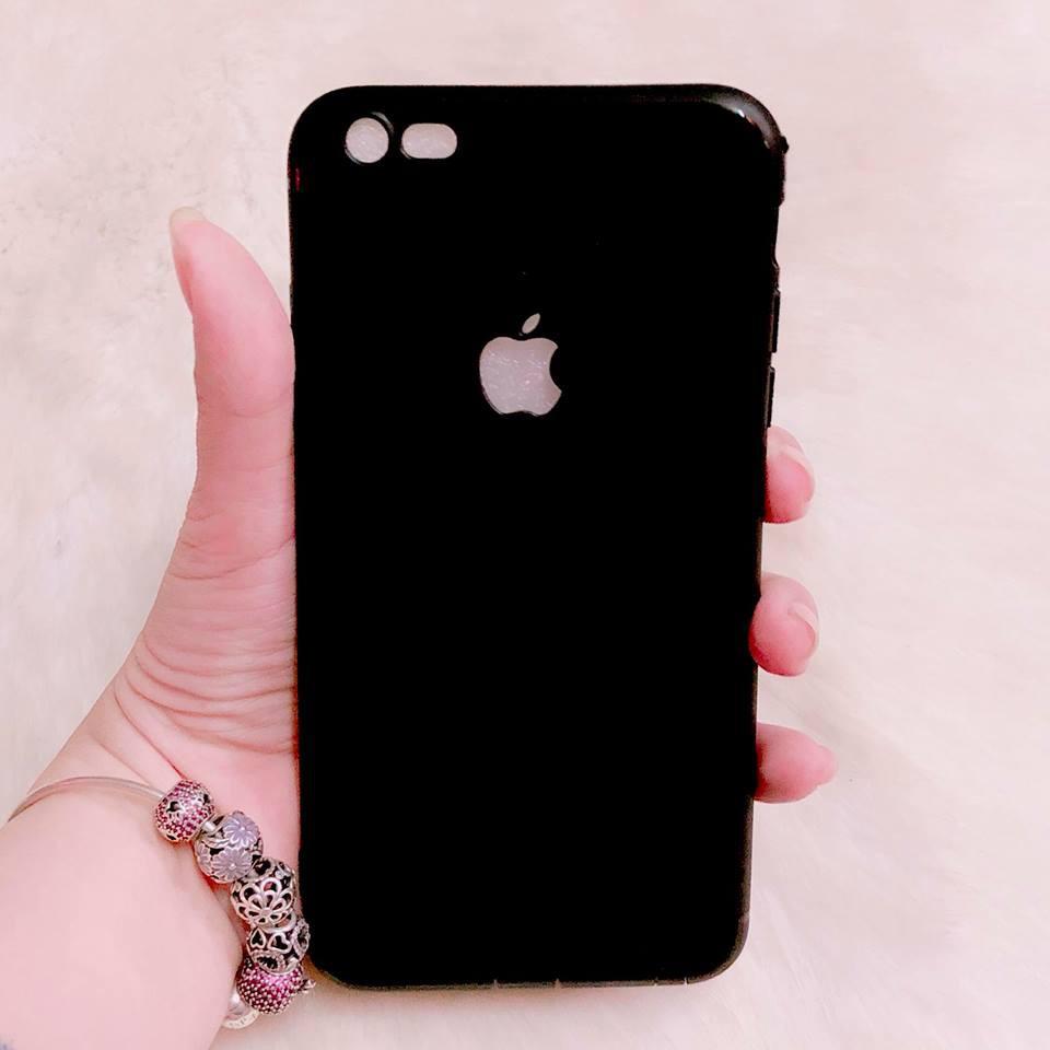 Ốp iPhone 6 Plus / iPhone 6s Plus đen nhám khoét táo - 2998597 , 943007964 , 322_943007964 , 40000 , Op-iPhone-6-Plus--iPhone-6s-Plus-den-nham-khoet-tao-322_943007964 , shopee.vn , Ốp iPhone 6 Plus / iPhone 6s Plus đen nhám khoét táo