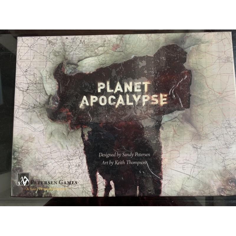 Đồ chơi board game – Planet Apocalypse (US)