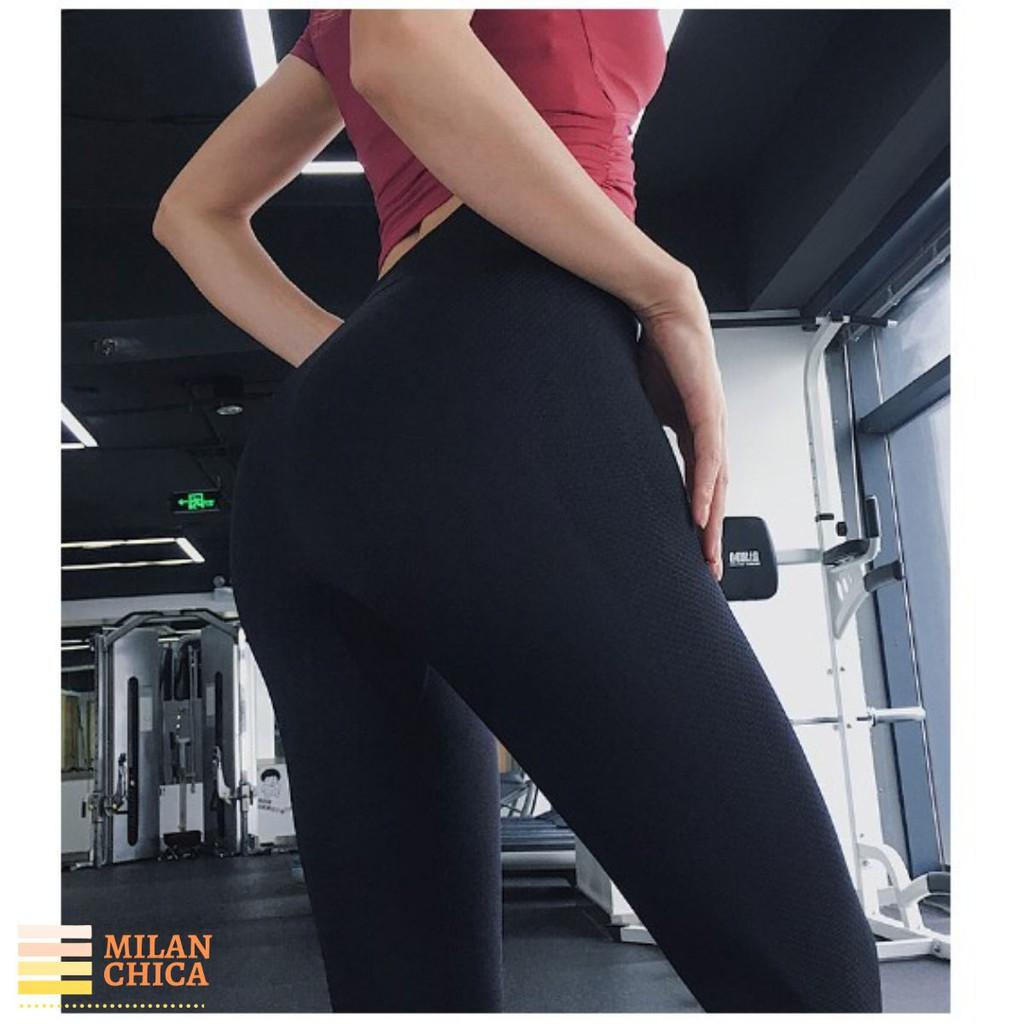 Quần Dài Legging Không Túi Thể Thao Nữ Veni(Đồ Tập Gym) (Không Áo) - Cửa Hàng Việt Nam - Livan Sport