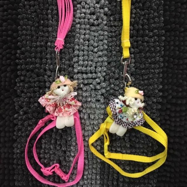 Bộ yếm búp bê cho chó mèo hàng quảng châu