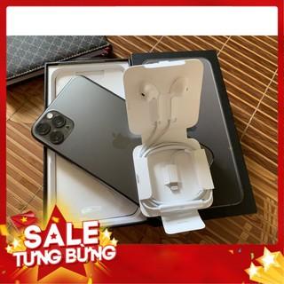 Tai nghe iphone 11 Pro max ZIN kết nối ko cần bluetooth