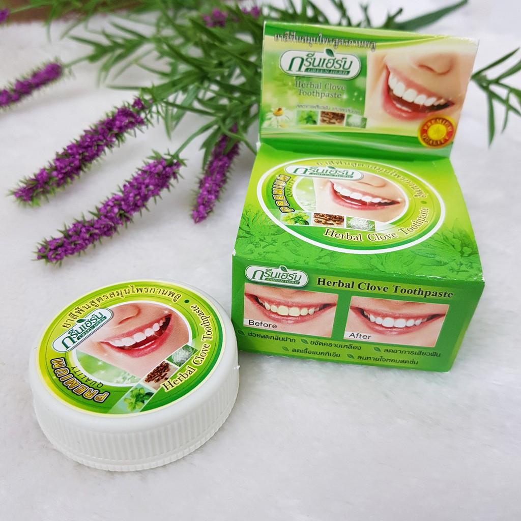 [ BÁN SỈ ]Kem Tẩy Trắng Răng Green Herb - 3085619 , 785604880 , 322_785604880 , 26000 , -BAN-SI-Kem-Tay-Trang-Rang-Green-Herb-322_785604880 , shopee.vn , [ BÁN SỈ ]Kem Tẩy Trắng Răng Green Herb