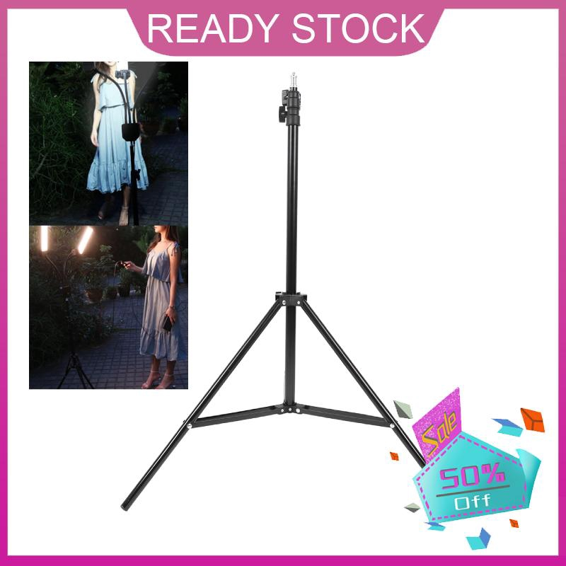 [Mengy] LED Selfie Ring Light Tripod Photography Video Live Lighting Bracket Beauty Lamp Support