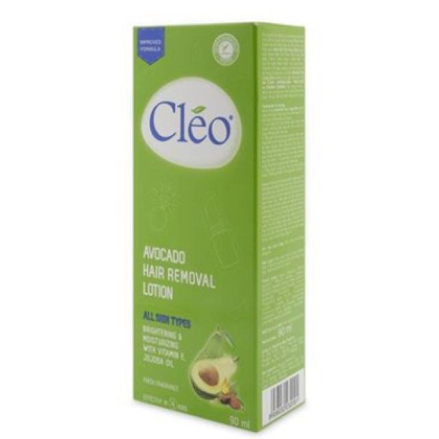 Kem bơ tẩy lông dạng sữa cho mọi loại da Cleo 90ml - 2538799 , 1206490033 , 322_1206490033 , 125000 , Kem-bo-tay-long-dang-sua-cho-moi-loai-da-Cleo-90ml-322_1206490033 , shopee.vn , Kem bơ tẩy lông dạng sữa cho mọi loại da Cleo 90ml