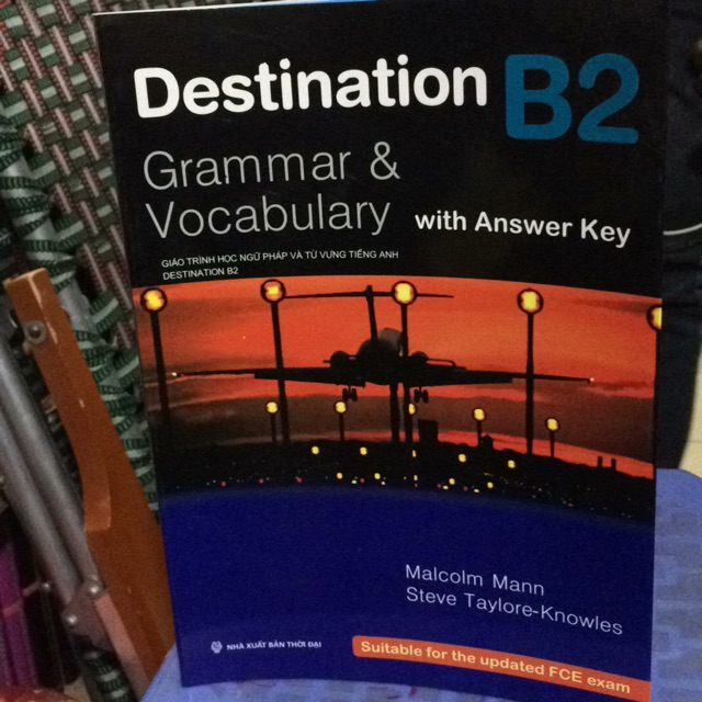 Destination B2 Grammar & Vocabulary ( giá 96.000 đ)