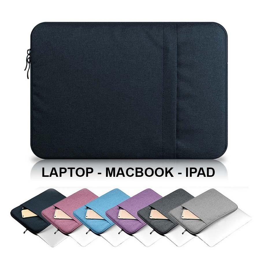 Túi iPad, Laptop, Macbook Chống Sốc (Full Size - 5 Màu) T009