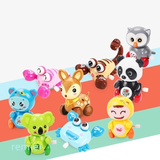 Toy Clockwork Spring Early Education Toy Cartoon Lovely Gift For Kids
