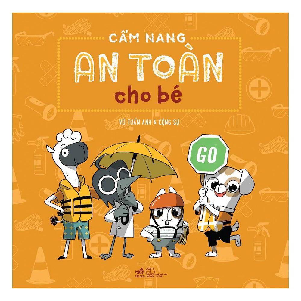 Sách - Cẩm Nang An Toàn Cho Bé