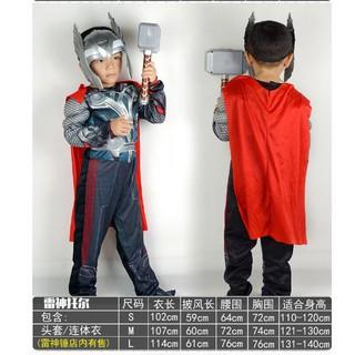 Đồ hóa trang (cosplay) Thor Raganarok – Thần Sấm