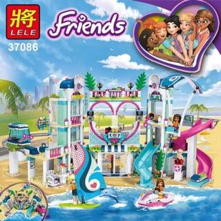 Lego friends 37086 – 01068 – công viên nước thành phố Heartlake