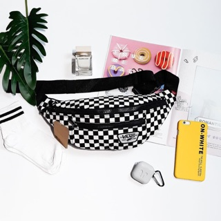 Túi đeo chéo VANS WARD CHECKERBOARD CROSSBODY BAG mẫu mới