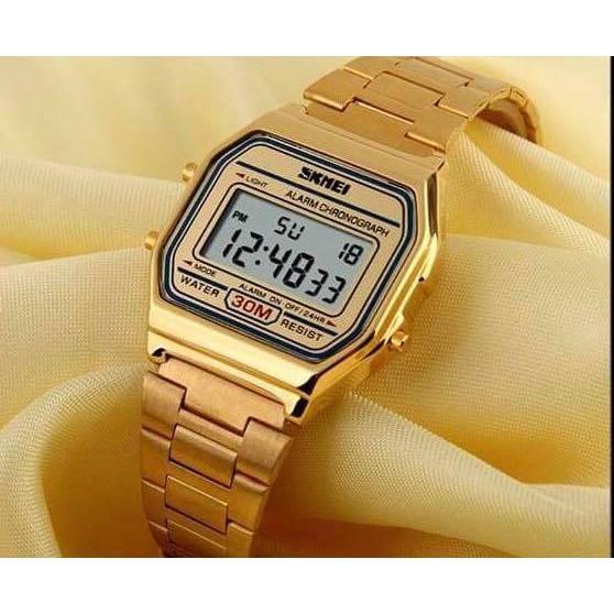 (Giá sỉ) Đồng hồ Skmei điện tử thời trang nam nữ KKjj11