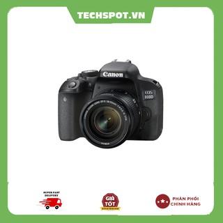 Máy Ảnh Canon 800D + Lens 18-55mm IS STM