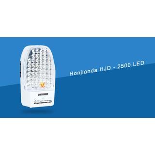 Đèn sạc chiếu sáng khẩn cấp Honjianda HJD-2500 Led
