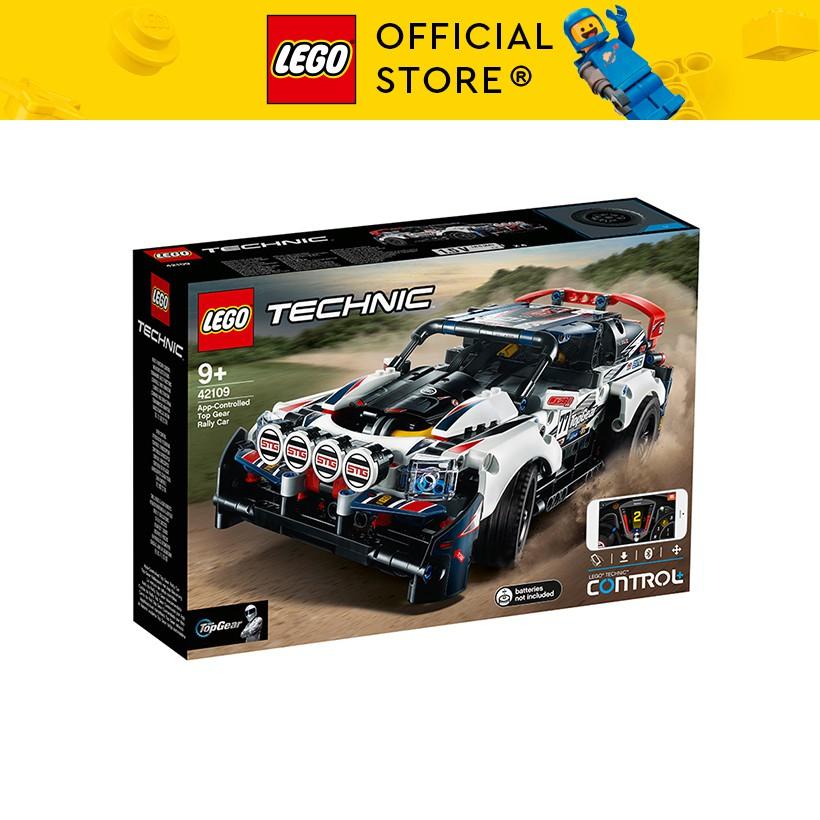 LEGO TECHNIC 42109 Xe Đua Đường Trường Tốc Độ Cao ( 463 Chi tiết)