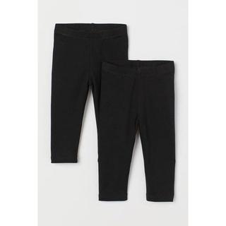 Quần legging đen HM cho bé 8-16kg