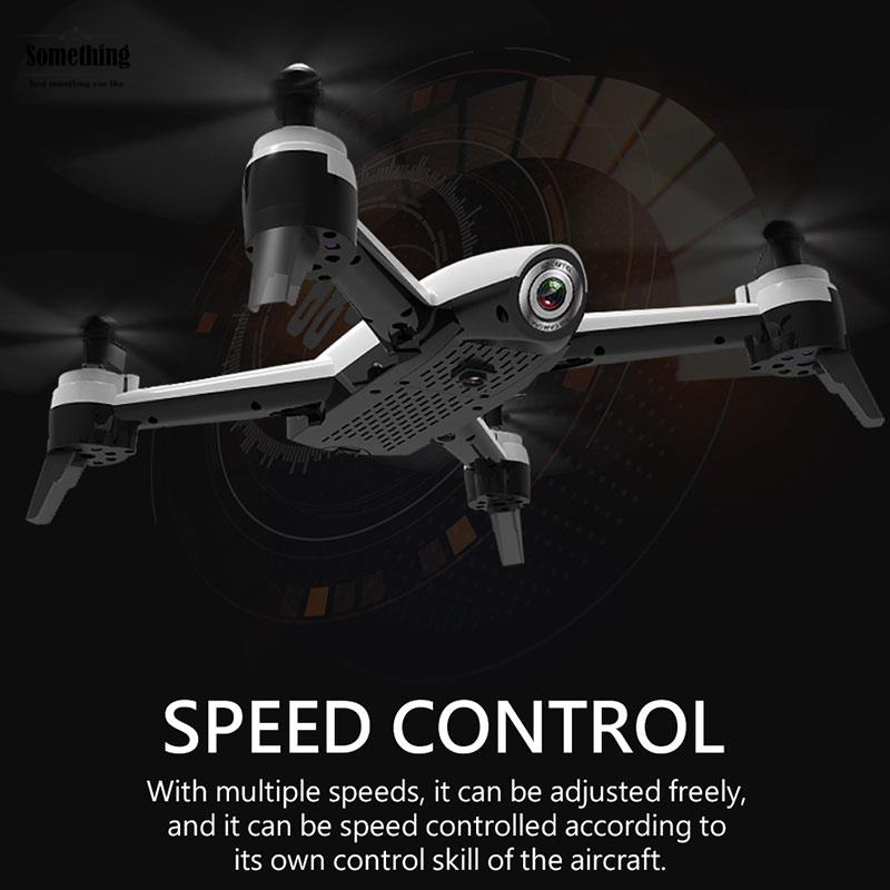 ❀ Cool Multicopter Dual Cameras VR Speed Adjustable Rollover Helicopter Sg106 SG106 4CH 6-Axis 1080P Drone