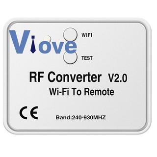 Công Tắc Điều Khiển Wifi Từ Xa 433mhz Wifi Sang Rf