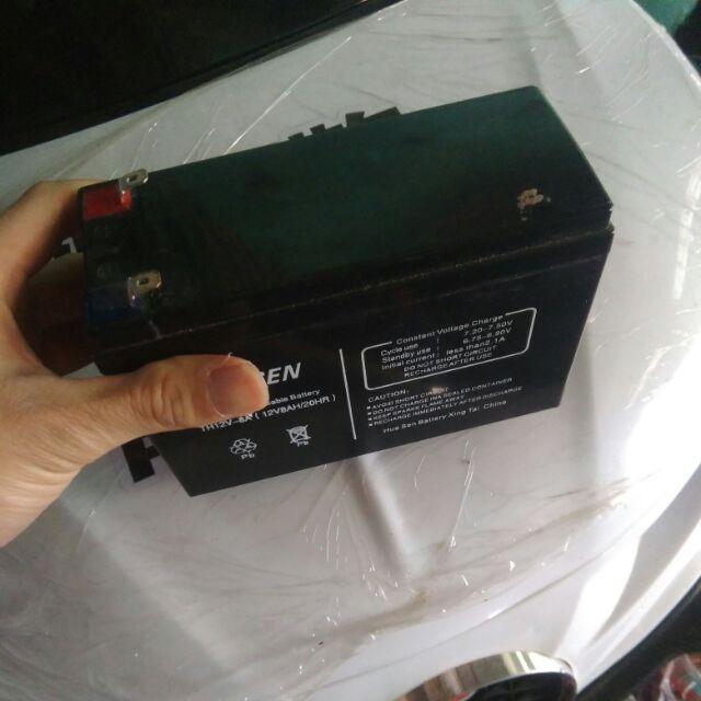 Ắc quy ôtô xe máy điện 8AH- 7AH- 5AH ác quy khô HUSEN - 2710693 , 958122823 , 322_958122823 , 325000 , Ac-quy-oto-xe-may-dien-8AH-7AH-5AH-ac-quy-kho-HUSEN-322_958122823 , shopee.vn , Ắc quy ôtô xe máy điện 8AH- 7AH- 5AH ác quy khô HUSEN