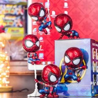 Mô hình Cosbaby Spiderman – Infinity War