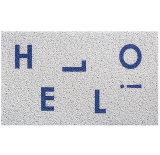 Thảm lót sàn nhà tắm chống trượt phong cách Bắc Âu cổ điển kích thước 60*90cm