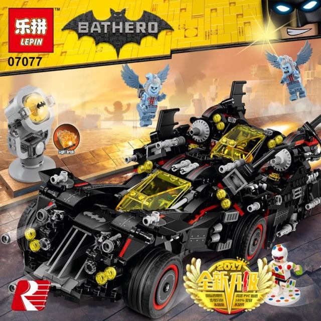Lego super hero 07077- Siêu xe của người dơi