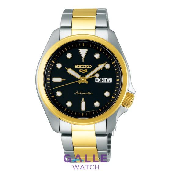 Mặc gì đẹp: Đẹp với Đồng hồ Nam Seiko 5 Sports SRPE60K1 - Chính hãng Nhật Bản - Phân phối độc quyền Galle Watch