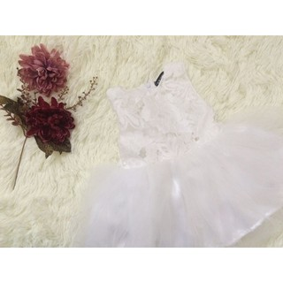 XẢ: Váy công chúa nơ đáng yêu cho bé gái - VCC