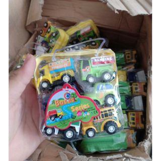 Túi xe đồ chơi