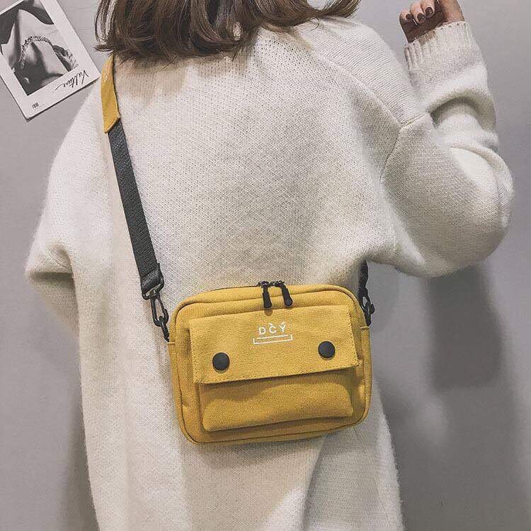 Túi đeo chéo nữ Dcy KAN0319