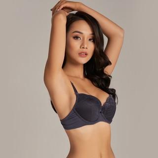 Áo ngực mút dày cúp trơn phối dây lưng ren Misaki 0113 thumbnail