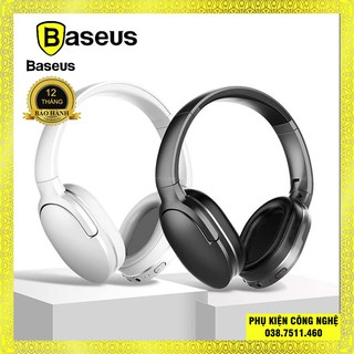 Tai nghe chụp tai không dây cao cấp Baseus Encok D02 Stereo (Bluetooth Wireless Hifi Surround Headphone)