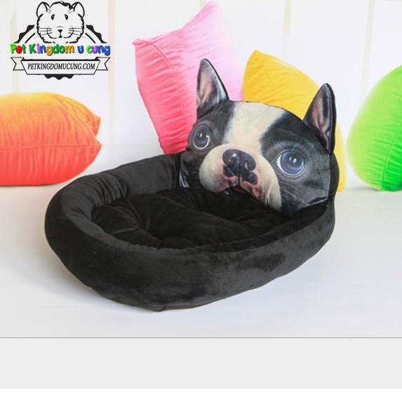 Đệm cho chó mèo: đệm tròn hình thú 3D - 2806529 , 776960736 , 322_776960736 , 210000 , Dem-cho-cho-meo-dem-tron-hinh-thu-3D-322_776960736 , shopee.vn , Đệm cho chó mèo: đệm tròn hình thú 3D