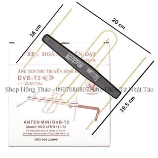 [Mã ELORDER5 giảm 10k đơn 20k] Anten Tivi Kỹ Thuật Số DVB T2 Model 111, 112, 113 T2
