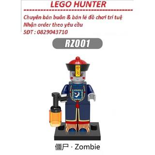 Lego Minifigures nhân vật Ma Cương thi thumbnail