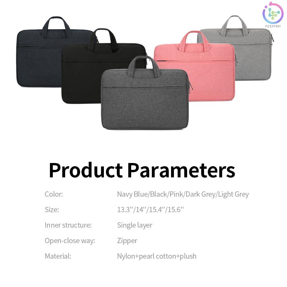 Túi Đựng Laptop 13.3 Inch Chống Thấm Nước Đa Năng Tiện Dụng
