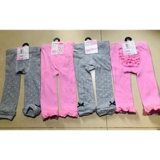Quần legging len xuất nga xịn cho bé gái size 1-2t