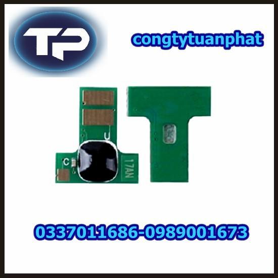 Chíp máy in 17A [HÀNG CHẤT LƯỢNG] Chíp máy in 17A dùng cho máy HP M102/104/130/132