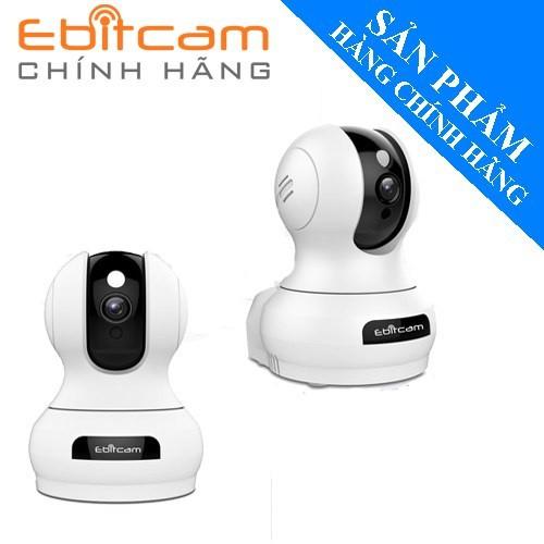 Camera Wifi Không dây Ebitcam E3 4MP