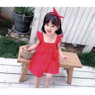 Combo váy cho bé gái