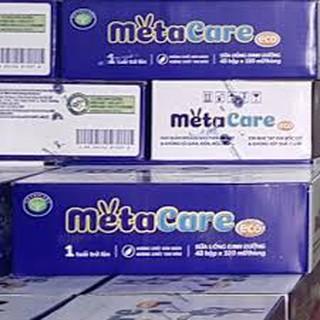 Sữa bột pha sẵn Metacare 180ml (thùng 48hộp) Date mới nhất